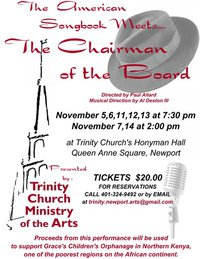 American Songbook at Trinity Church